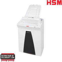 Destructeur de documents HSM Auto Feed 300 - Coupe croisée 4,5 x 30 mm
