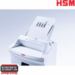 Destructeur de papier HSM Auto Feed 150 - Coupe croisée 4.5 x 30 mm