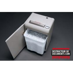 Broyeur de papier IDEAL 2360 coupe supermicro
