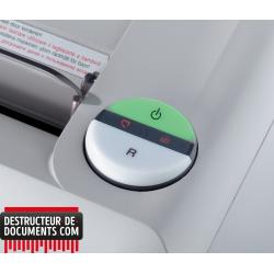 Destructeur de papier IDEAL 2360 coupe super micro