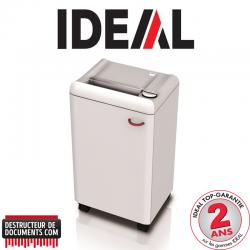 Destructeur de documents IDEAL 2360 - SM/C 0,8 x 5 mm