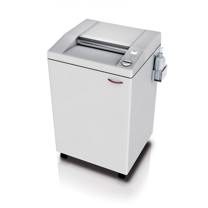 Destructeur de documents IDEAL 4005 coupe super micro