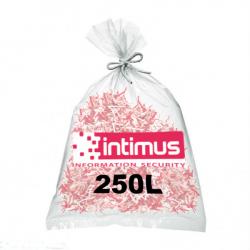 Sacs pour destructeur de papier INTIMUS 250 litres