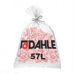 Sacs en plastique 57 Litres pour destructeur de documents DAHLE