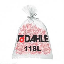 Sacs en plastique 118 Litres pour destructeur de documents DAHLE