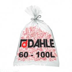Sacs en plastique 60 - 100 Litres pour destructeur de documents DAHLE