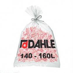 Sacs en plastique 140 - 160 Litres pour destructeur de documents DAHLE