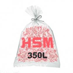 Sacs 350 litres pour destructeur de documents HSM