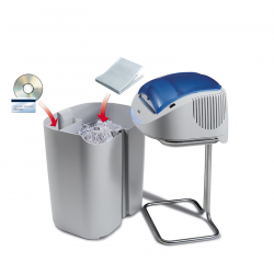 KOBRA +2 C2- Destructeur de documents Coupe croisée