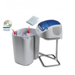 KOBRA +3 C4- Destructeur de documents Coupe croisée