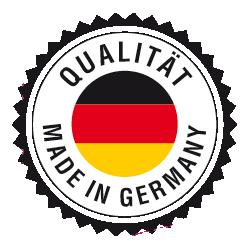 Le destructeur de documents IDEAM 3104 est issu d'une fabrication allemande