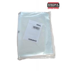 Sacs plastiques pour broyeurs de papier IDEAL 400 litres