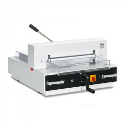 IDEAL 4315 - Massicot électrique professionnel
