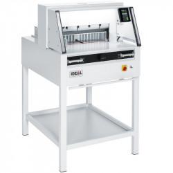 IDEAL 4860 - Massicot électrique professionnel