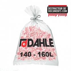 Lot de 10 de sacs plastiques DAHLE 140 - 160 litres (référence 20708-04694)