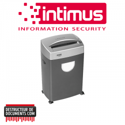 Destructeur de documents INTIMUS 1000 S Coupe droite - 4 mm