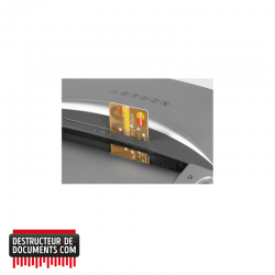 Broyeur de papier INTIMUS 3000 C Coupe croisée