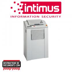 Destructeur de documents INTIMUS 802 CC, 400V / 50 Hz Coupe croisée - 1,9 x 15 mm