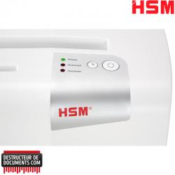 Destructeur de papier HSM Shredstar X8
