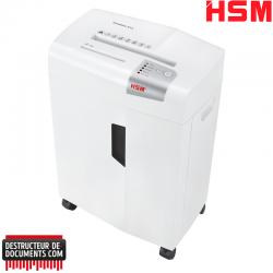 Destructeur de papier HSM Shredstar X13