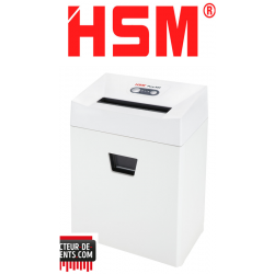 Destructeur de documents HSM Pure 320 - Coupe droite 5,8 mm