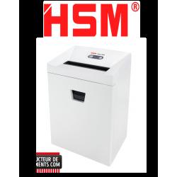 Destructeur de documents HSM Pure 420 - Coupe droite 3,9 mm