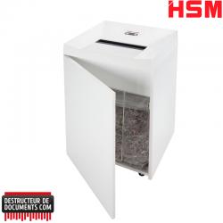 Destructeur de documents HSM Pure 630 - Coupe croisée 4,5 x 30 mm