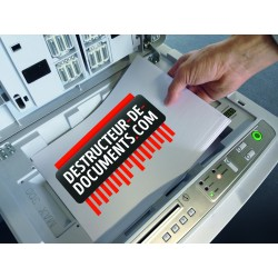 Destructeur de papier IDEAL SHREDCAT 8283