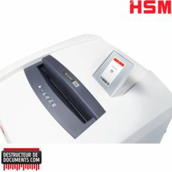 Broyeur HSM coupe croisée 5 x 30 mm