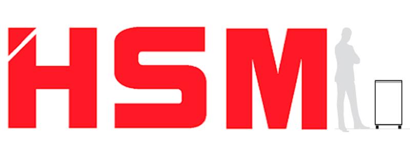 HSM   Destructeurs de documents de bureaux