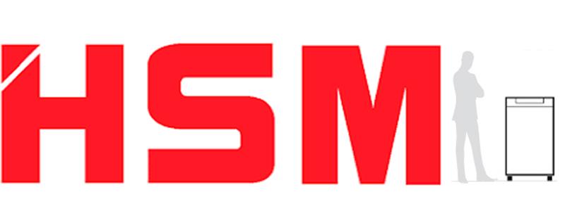 HSM | Destructeurs de documents forte capacité