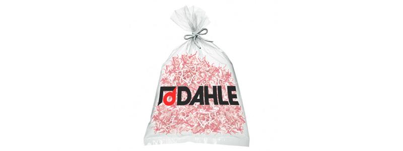 Sacs plastiques pour destructeurs de documents DAHLE