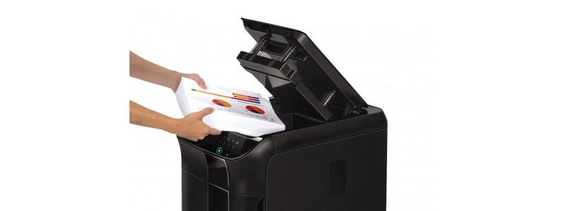 Destructeur de document automatique | AUTOFEED ✓