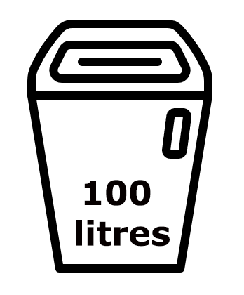 IDEAL 2604 une capacité de 100 litres