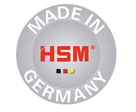 Destructeur HSM Pure 740 made in germany