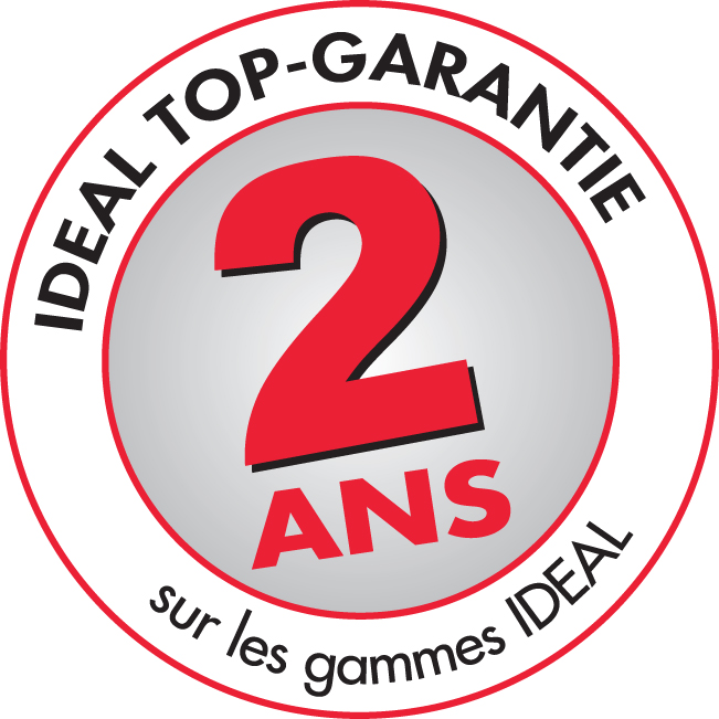 Destructeur de documents 2604 IDEAL garantie 2 ans