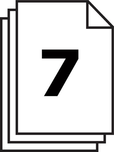 Capacité de coupe du destructeur de papier IDEAL 2270