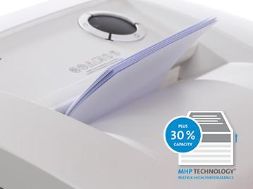 destructeur DAHLE MHP technologie